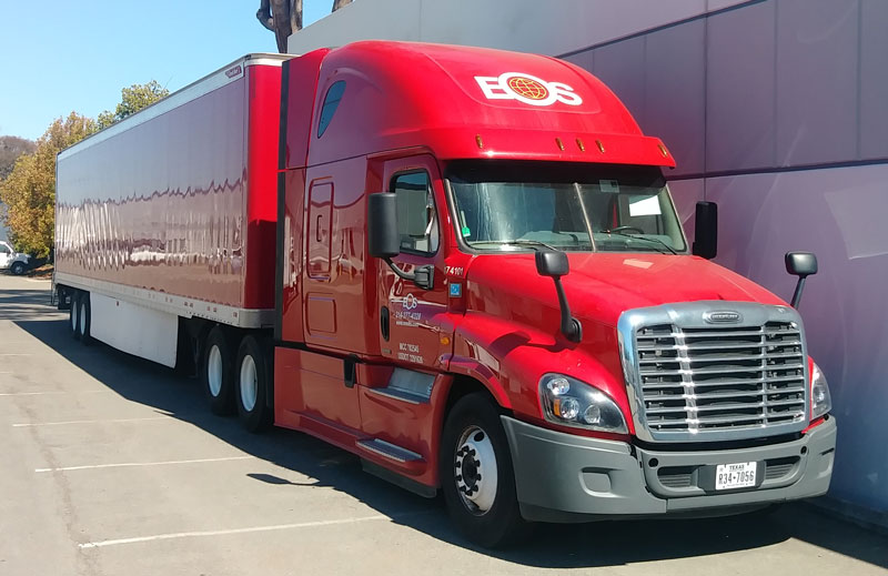 EOS IT Solutions Truck