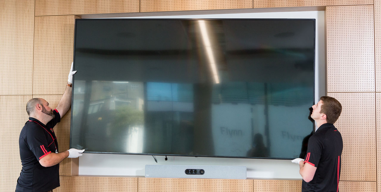AV Installation - EOS IT Solutions